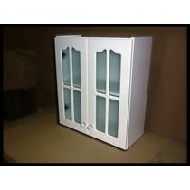 Botiquin Espejo Peinador Mueble De Baño Laqueado Alacena