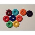 Botones De Colores Surtidos X 10 Unid.
