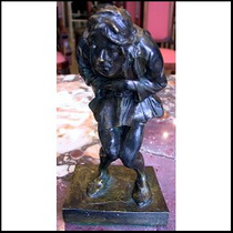 Escultura De Bronce - Jorobado De Notre Dame