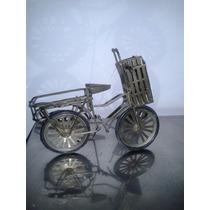Bicicleta Bronce