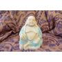 Estatuilla Buda Sabio Decorativa Resina Poliester Colores