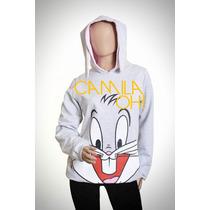 Buzo Bugs Bunny Con Orejas!