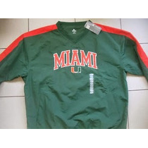Buzos Universidad De Miami Originales Talles L