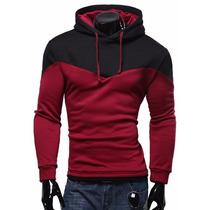 Buzo Capucha Slim Fit Importado Assassins Creed Minimalstore