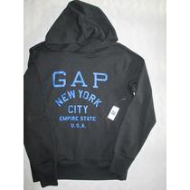 Buzo Gap Men Original Con Etiquetas. Talle Small. No Frizado