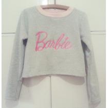 Buzo Cortito Barbie