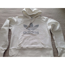 Buzo Adidas Originals Talle S Blanco Impecable