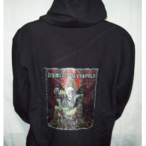 Campera Avenged Sevenfold Talle Extra Large X L (58 X 70 Cm)