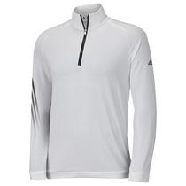 Buzo Adidas 3 Tiras Blanco Liso Ss15