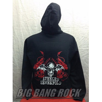 Campera Avenged Sevenfold Talle Extra Large ( 58 X 70 Cm )