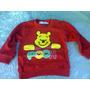 Buzo Algodon Bebes Hasta 2 Años Importado -winnie Pooh