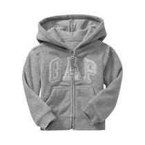 Camperita Polar Con Capucha Baby Gap Original Importado Usa