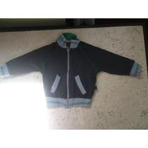Sweater Cardigan Campera Zuppa Talle 6m Amplio Muy Canchero
