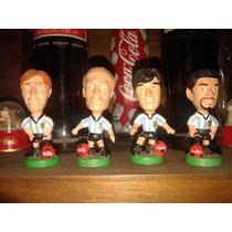 Cabezones De Coca Cola, Mundial Francia 98, Excelentes.
