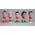 5 Corinthian Microstars, Arsenal, Fabregas, Vela, Van Persie