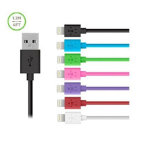 Cable Usb Lightning Belkin Iphone 6 Plus 5s 5 Ipad Mini Air