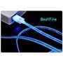 Cable Datos Usb Lightning Led Iphone 5 Certificado Envio G.