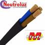 Cable Taller Neutroluz 4x16 Sello Iram Electro Medina