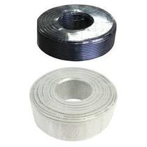 Super Oferta! 70 Mts Cable Coaxil Rg6 100% Cobre 1ª Calidad