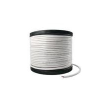 100 Mts Cable Coaxil Rg6 Cctv Tv Fta Directv Tda Uhf Coaxial