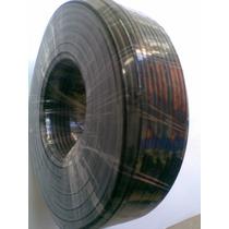 Cable Coaxial Para Tv Rg 59 Rollo Por 100 Mts.