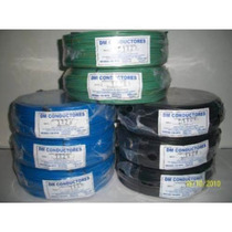 Cable Unipolar 4mm Normalizado X 100 Mts