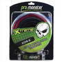 Kit Cables Monster K04-x Potencia 1500 Watts 4awg 4ga 12ga