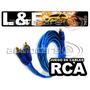 Cables Rca Para Potencias 2r A 2r De 5 Metros Lyf