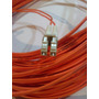 Patch Cord Fibra Optica 100 Mts Fddi - Superoferta!