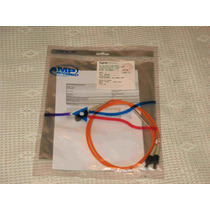 Patch Cord Fibra Optica St/mt - Rj 1m.