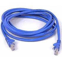 Cable De Red Rj45 10 Metros Módem Router Smart Tv San Isidro