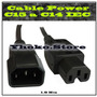 Cable Power C15a C15 / C14 Iec Ups Apc Emerson Pdu