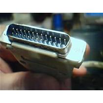 Cable Db25, Db9, Db15 Pin A Pin Cruzados Los Armo A Medida