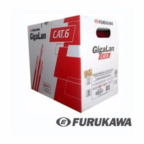 Furukawa Cable Utp Cat6 X 305 Mts