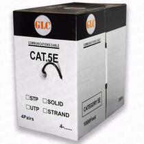 Cable Utp Exterior Doble Vaina Cat 5e Glc - 305 Metros