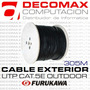 Bobina Cable Utp Furukawa Cat5e Exterior Outdoor 305m Fact-a