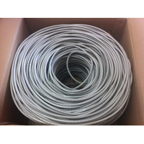 Cable De Red Utp Cat6 Furukawa X 50 Metros 100% Cobre!!!
