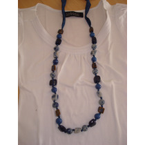 Collar Piedras Italianas
