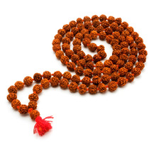 Japa Mala Rudrashkas Rosario Hindu - Intikilla Tienda