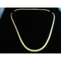 Collar, Gargantilla De Oro 18 Kilates
