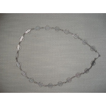 Collar Cadena Plata Sellada Mexico 925 70 Cm