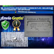 La Cruz Toretto Rapido Y Furioso Plata 925 Con Certificado