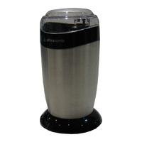 Molinillo Electrico De Cafe Ultracomb Mo8100a P/granos Acero