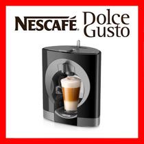 Cafetera Manual Moulinex Nescafé Dolce Gusto Oblo Black/ Red