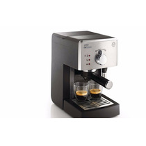 Cafetera Express Saeco Phillips Poemia Class Black
