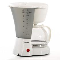 Cafetera Electrica Ranser De Filtro 1.2 Litros 10 Pocillos