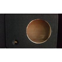 Cajon Sintonizado Sub Woofer 15 Caja Litrada Con Bornera