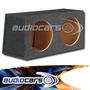 Caja Acustica Doble 10 Madera 18mm Forrada En Alfombra.