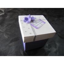 Souvenirs Cajita, Nacimiento, Cumple, Primer Año, Bautismo