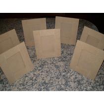 Portaretratos De Fibrofacil X 10 Unidades